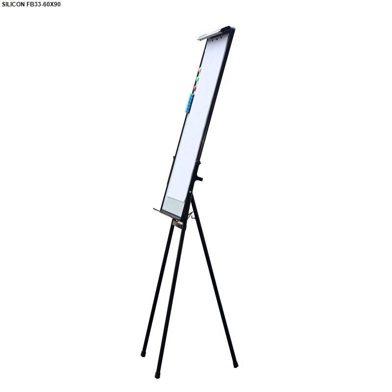 Bảng Flipchart Silicon 3 chân FB33(60x90)