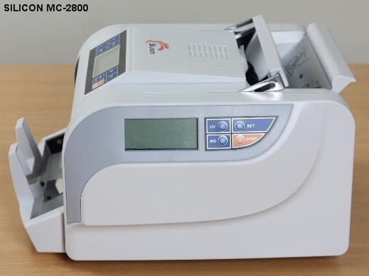 Máy đếm tiền thế hệ mới Silicon MC-2800