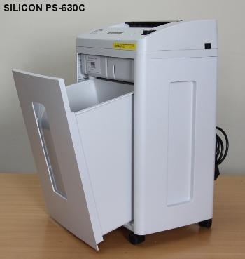 Máy hủy tài liệu Silicon PS-630C