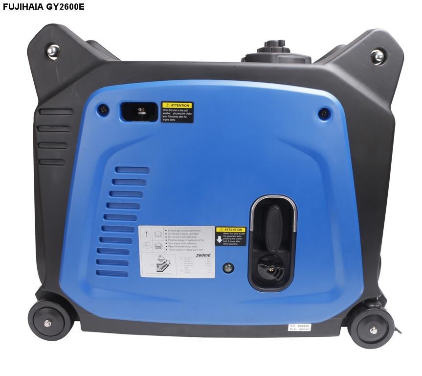 Máy phát điện biến tần kỹ thuật số FUJIHAIA GY2600E
