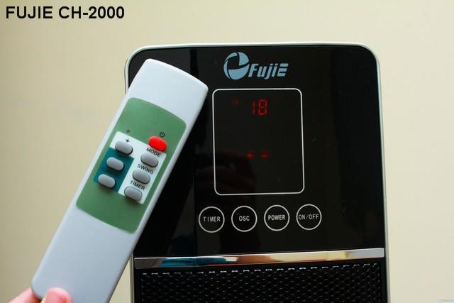 Quạt sưởi Ceramic để sàn FujiE CH-2000