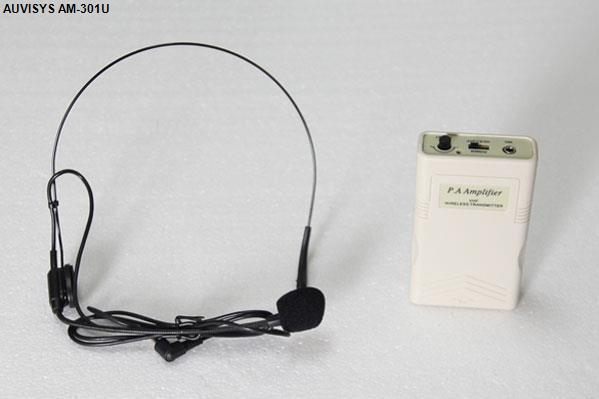 Thiết bị âm thanh trợ giảng cao cấp Auvisys AM-301U