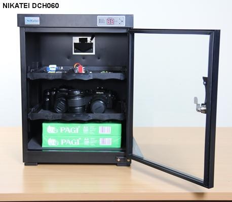 Tủ chống ẩm NIKATEI DCH060 (điện tử)