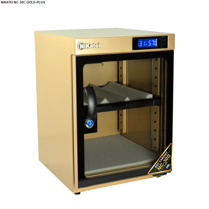 Tủ chống ẩm cao cấp Nikatei NC-30C Gold Plus ( 30 lít )