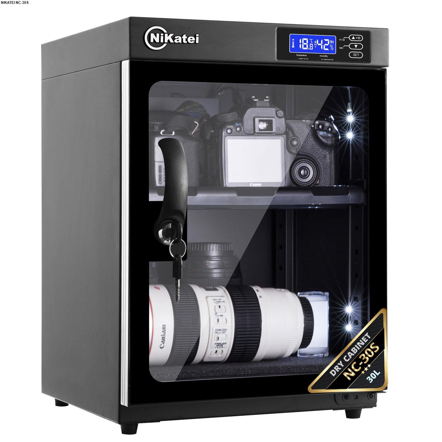 Tủ chống ẩm cao cấp Nikatei NC-30S ( 30 lít )