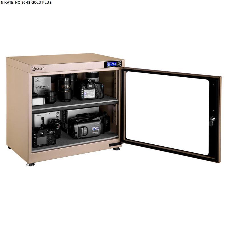 Tủ chống ẩm cao cấp Nikatei NC-80HS Gold Plus ( 80 lít )