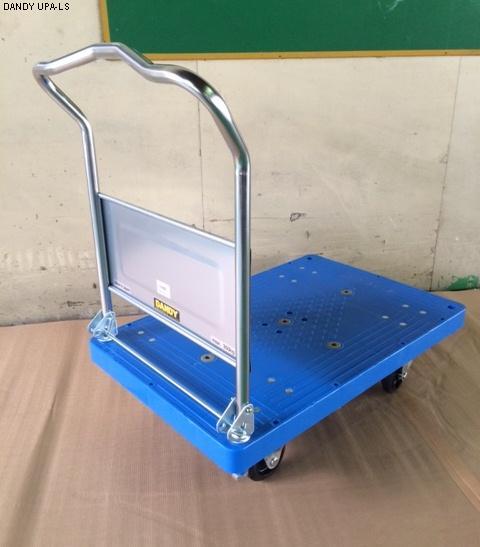 Xe đẩy hàng Nhật Bản sàn nhựa siêu nhẹ DANDY UPA-LSC tải trọng 300kg