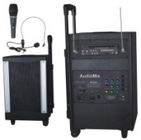 Âm thanh biểu diễn lưu động AudioMix SP-8D