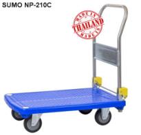 Xe đẩy hàng sàn nhựa SUMO Nhật Bản NP-210C