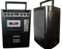 Thiết bị âm thanh trợ giảng AUVISYS AM-451 (Black)