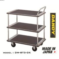 Xe đẩy hàng Nhật Bản 3 tầng DANDY DM-BT3-DX tải trọng 150kg