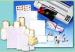 Giấy ép nhựa DSB khổ A4  ( định lượng 100micron )