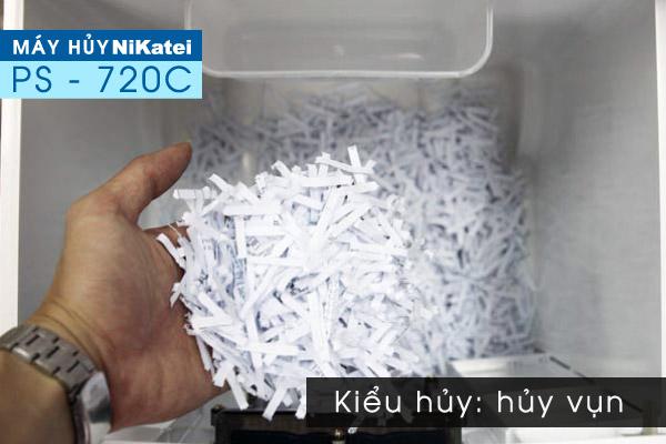 máy hủy giấy Nhật Bản